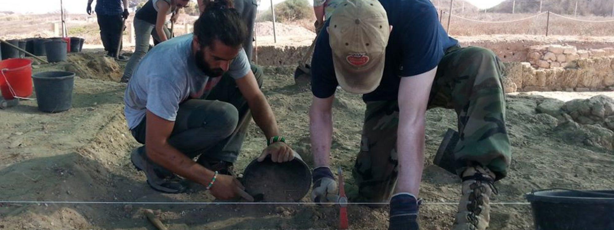 Israel Excavation
